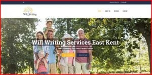 will writing east kent
