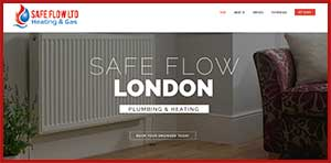 safe flow plumber in london