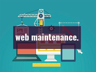 web maintenance manchester