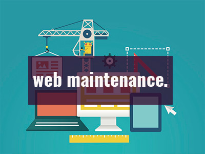 web maintenance gloucester